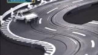 getlinkyoutube.com-Drifting Slot Car Racing 02