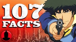 getlinkyoutube.com-107 Facts About Cowboy Bebop! - ToonedUp @CartoonHangover