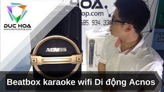 getlinkyoutube.com-Giới thiệu Beatbox Karaoke Wifi di động SONCAMEDIA KB39