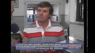 getlinkyoutube.com-Inyectores Bomba Bosch, prueba y diagnóstico con banco 815