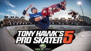 getlinkyoutube.com-Tony Hawk's Pro Skater 5 Xbox360 Gameplay HD 1080p