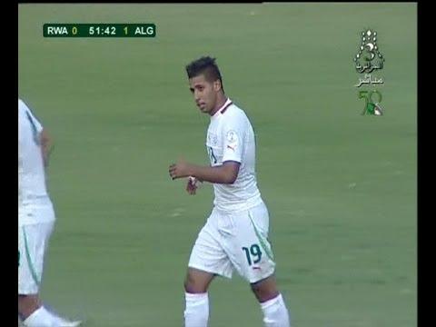 Rwanda 0-1 Algeria