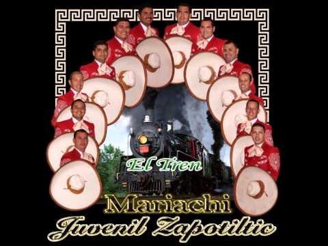 No Se Vivir - Mariachi Juvenil Zapotiltic 2011