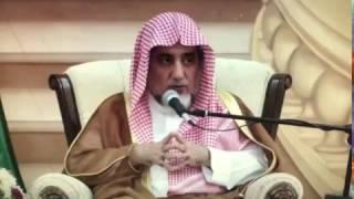 getlinkyoutube.com-قصة مؤثرة عن الحافظ ابن رجب - معالي الشيخ صالح آل الشيخ