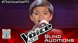 """getlinkyoutube.com-The Voice Kids Philippines 2015 Blind Audition: """"Hesus"""" by Romeo"""
