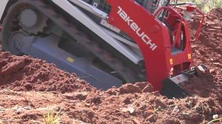 getlinkyoutube.com-Takeuchi Track Loader Product Video
