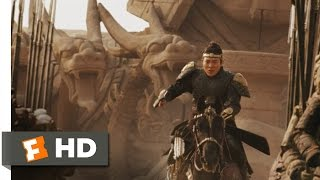 getlinkyoutube.com-The Mummy: Tomb of the Dragon Emperor (8/10) Movie CLIP - Undead Armies Clash (2008) HD