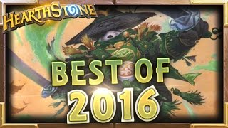 getlinkyoutube.com-Best Of 2016 | Hearthstone Best 2016 Moments