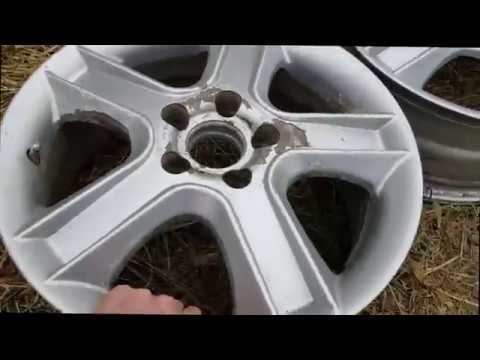 Комплект литых дисков на Honda CRV III 2008-2011 г
