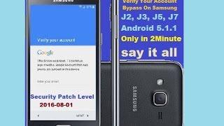 FRP Bypass Galaxy J2 SM-j200H (Google AccountReset) Dec-2016