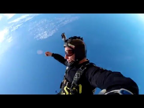 Ejected! Glider Fun at Skydive Dubai | #SkydiveDubai