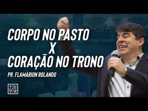 FLAMARION ROLANDO - Corpo no Pasto, Coração no Trono - LABAREDAS 2012 16