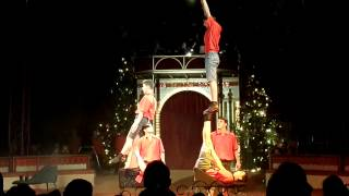 SickS Icarian Games ft. Balett Vatan (Ulm Christas Circus 2013.)