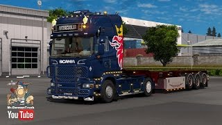 getlinkyoutube.com-[ETS2 v1.26] Scania R Mega Tuning Mod v1.0 + ALL DLC´s ready