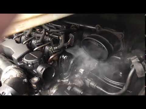 Течёт солярка. Дыра в трубке подачи топлива на Citroen Grand C4 Picasso 1.6 Hdi