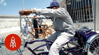 Meet the Godfather of the Lowrider Bicycle