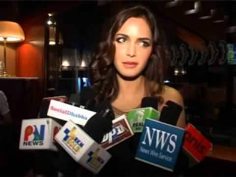 Shazahn Padamsee launches the book I GOT LUCKY & talks about her upcoming films