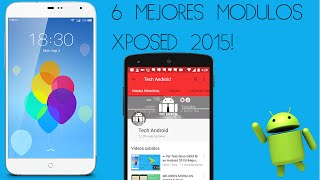 getlinkyoutube.com-TOP 6 Modulos Xposed 2015 Personalizacion Y Utilidad