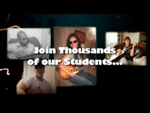 Learn Guitar at TheGuitarLesson.com