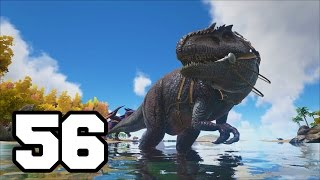 getlinkyoutube.com-GODZILLA | ARK: Survival Evolved #56 Con Mods