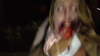 getlinkyoutube.com-Terrifying Proof of Possessed Slit Mouth Woman Sarah Folks