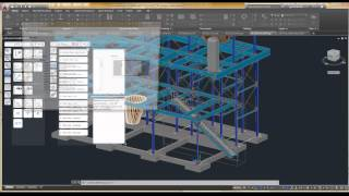 getlinkyoutube.com-Get the Skinny On Autodesk Advance Steel: Shop Drawing Creation