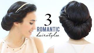 getlinkyoutube.com-3 Romantic hairstyles