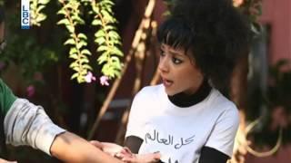getlinkyoutube.com-Ktir salbeh show - Episode 65 - غوغو و ذكريا و الtatoo