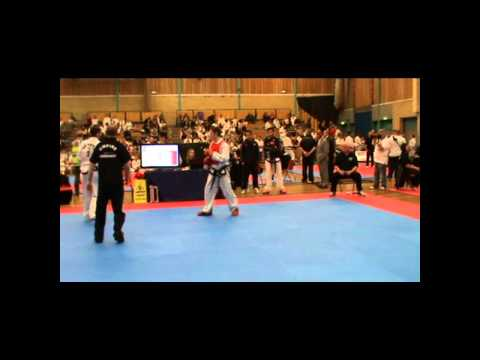 UKITF British Championships 2011 Welter Weight Final