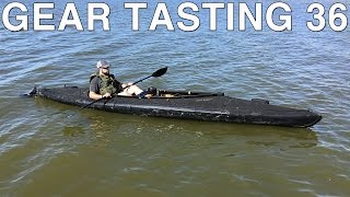 getlinkyoutube.com-Gear Tasting 36: Klepper Folding Kayak and Maritime Gear Loadout