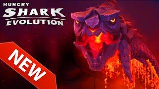 getlinkyoutube.com-PYRO SHARK! - Hungry Shark Evolution Part 36 (Hungry Shark Evo)