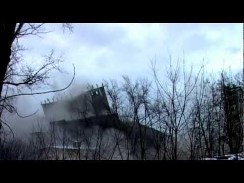 Взрыв мелькомбината в Калуге (Часть 3)