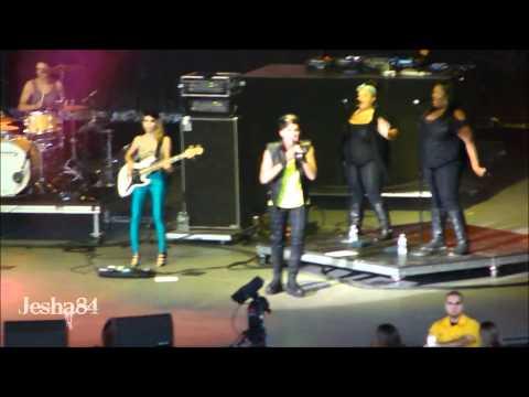 Adam Lambert - Trespassing - KTUphoria 5/20/12