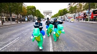 Dj clif - Rap jurassic (ft. ronsha & g-zon)