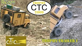 getlinkyoutube.com-CTC Trophy 2009 - Unimog Landrover Defender - Official Trailer 1 - RC Scale - RC 009