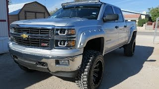 getlinkyoutube.com-2015 chevrolet silverado z71 lifted