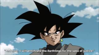 getlinkyoutube.com-Future Trunks vs. Future Dabura and Black Arrives English Subbed