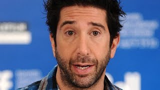 Why Hollywood Won't Cast David Schwimmer Anymore