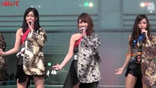 getlinkyoutube.com-咲いて (Saite) - 仮面ライダーGIRLS (Kamen Rider Girls) ExA Launch Event 20131229 Ikebukuro TV