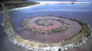 Smithson, Spiral Jetty, 1970