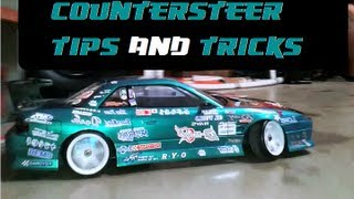 CounterSteer RC Drift Tips and Tricks CS-STYLE ** R31-16FM **