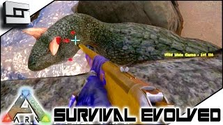 getlinkyoutube.com-ARK: Survival Evolved - SUPER CARNO TAMING! S2E103 ( Gameplay )