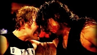 getlinkyoutube.com-Dean Ambrose • Roman Reigns ~ Chasing Cars