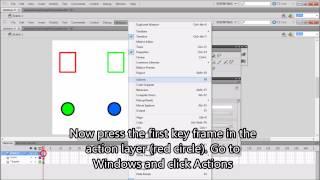 Making a simple Matching game (Adobe Flash CS5)