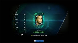 getlinkyoutube.com-[Fifa Online 3] 27 Uniform Top 100 SS2007- Mở 27 Thẻ Top 100 SS2007