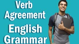 Basic English Grammar in Hindi | Verb Agreement
