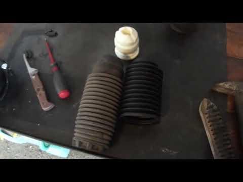 Geely ck ремонт передней ходовой сборка итог (часть 3)