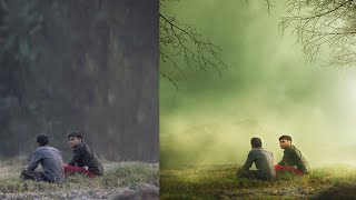getlinkyoutube.com-Photoshop CC Tutorials | Photo Manipulation & Effects ( Two boys )