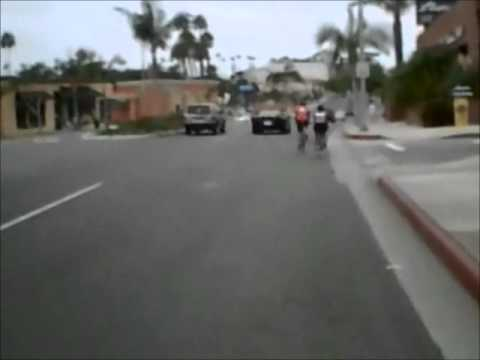 The case for Sharrows on Pacific Coast Highway in Corona del Mar