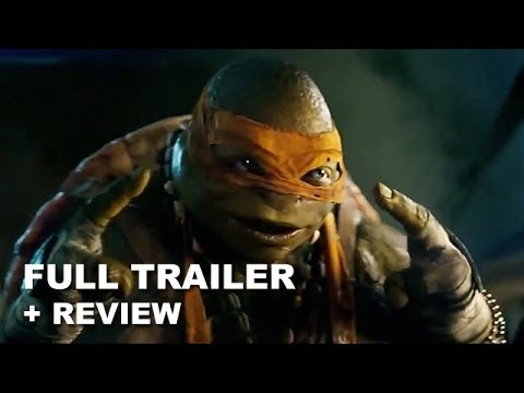 Teenage Mutant Ninja Turtles 2014 Official Trailer + Trailer